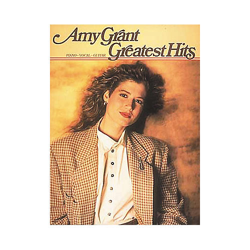 Hal Leonard Amy Grant - Greatest Hits Songbook