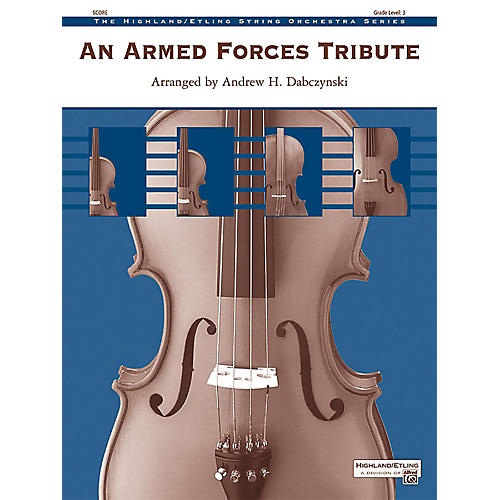 Alfred An Armed Forces Tribute Grade 3-thumbnail