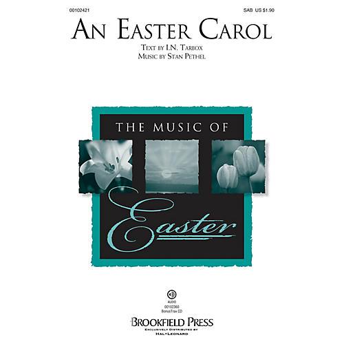Brookfield An Easter Carol SAB composed by Stan Pethel