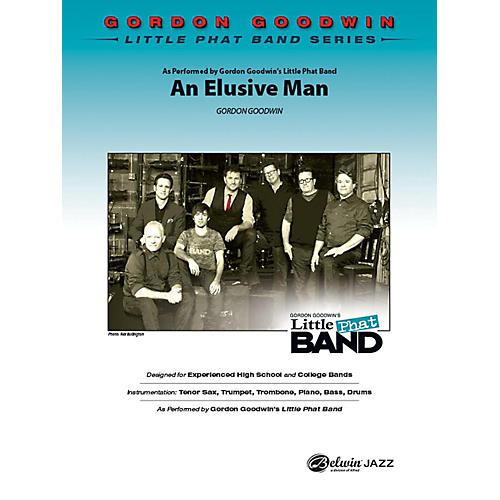 Alfred An Elusive Man Jazz Band Grade 5 Set