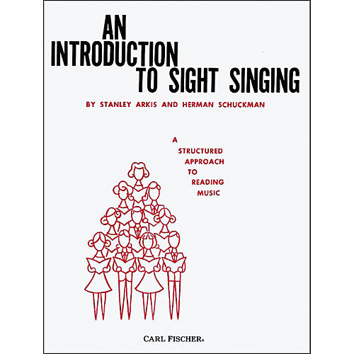 Carl Fischer An Introduction To Sight Singing-thumbnail