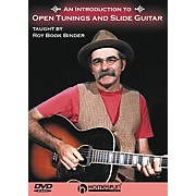 Homespun An Introduction to Open Tunings and Slide Guitar (DVD)
