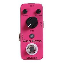 Mooer Ana Echo Analog Delay Guitar Effects Pedal