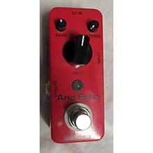 Mooer Ana Echo Effect Pedal