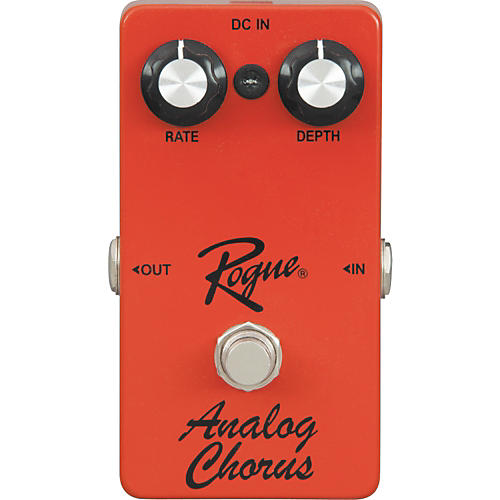rogue analog chorus guitar effects pedal guitar center. Black Bedroom Furniture Sets. Home Design Ideas