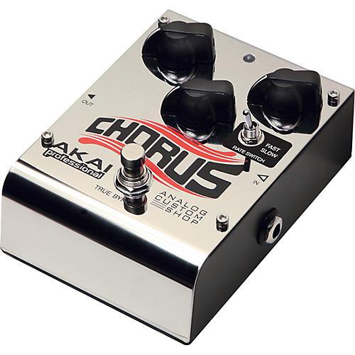 Akai Professional Analog Custom Shop Analog Chorus Guitar Effects Pedal-thumbnail