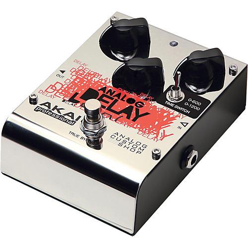Akai Professional Analog Custom Shop Analog Delay Guitar Effects Pedal