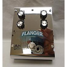Akai Professional Analog Custom Shop Flanger Effect Pedal