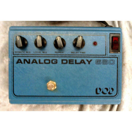 DOD Analog Delay 680 Effect Pedal-thumbnail