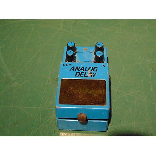In Store Used Analog Delay Effect Pedal