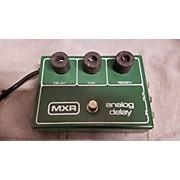 MXR Analog Delay Effect Pedal