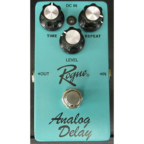Rogue Analog Delay Effect Pedal