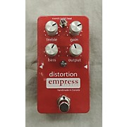 Empress Effects Analog Distortion Effect Pedal