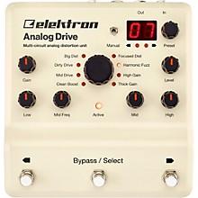 Elektron Analog Drive Multi-Circuit Analog Distortion Unit Pedal