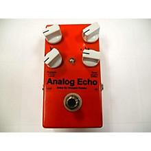 Wampler Analog Echo Effect Pedal