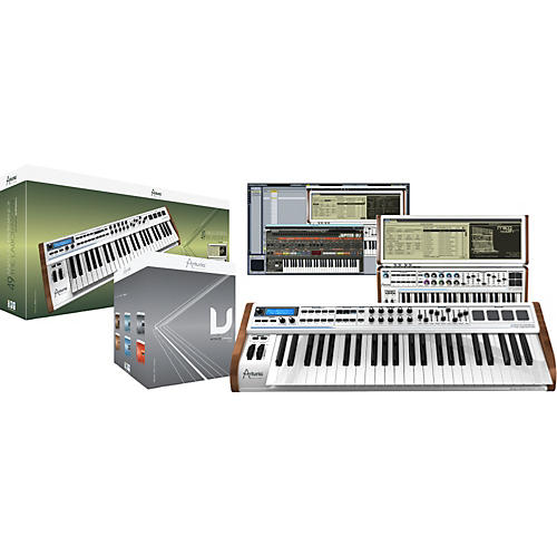 Arturia Analog Experience, The Laboratory + V-Collection2 bundle-thumbnail