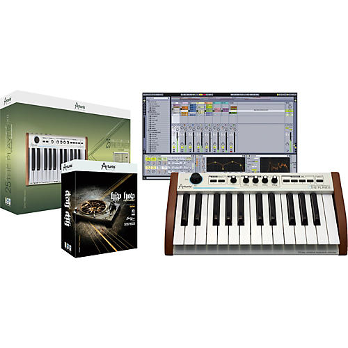 Arturia Analog Experience, The Player + Hip Hop Producer bundle-thumbnail