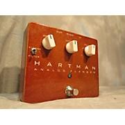 Hartman Electronics Analog Flanger Effect Pedal
