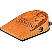 Ortega Analog Stomp Box with Built-In Sound Optimized Piezo Technology