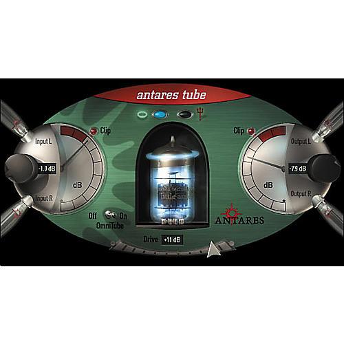 Antares Analog Tube Modeling Plug-In-thumbnail