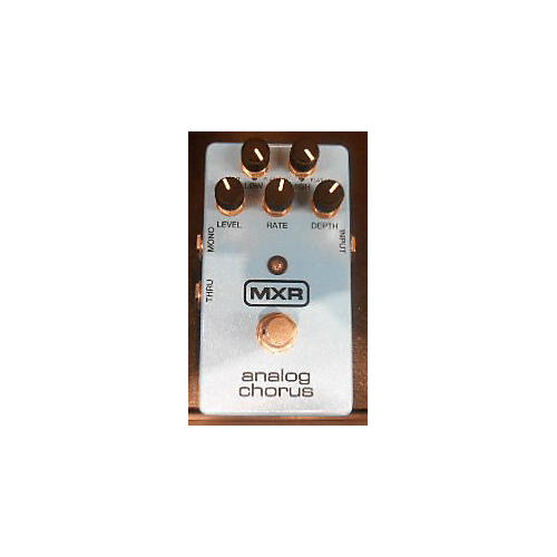 MXR Analong Chorus Effect Pedal