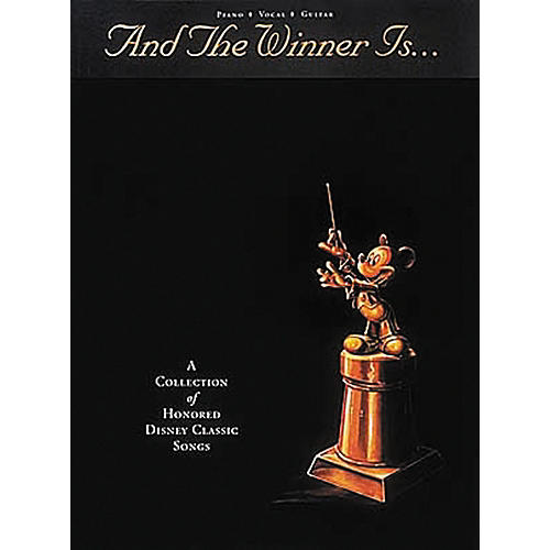 Hal Leonard And The Winner Is¦ Piano, Vocal, Guitar Songbook