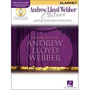 Hal Leonard Andrew Lloyd Webber Classics for Clarinet Book/CD