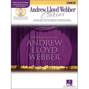 Hal Leonard Andrew Lloyd Webber Classics for Oboe Book/CD