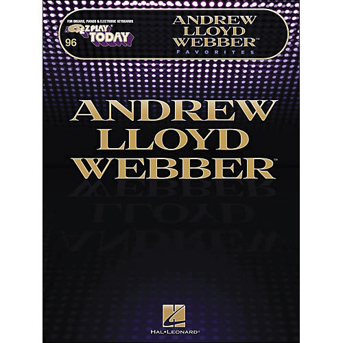 Hal Leonard Andrew Lloyd Webber Favorites E-Z Play 246-thumbnail