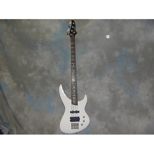 Luna Guitars Andromeda Dragon Electric Bass Guitar