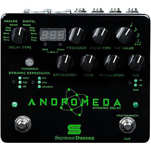 Seymour Duncan Andromeda Dynamic Delay Pedal-thumbnail