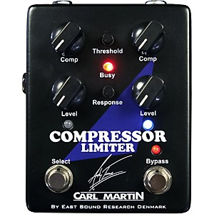 Carl Martin Andy Timmons Signature Compressor/Limiter Guitar Pedal by Carl Martin
