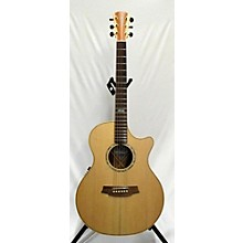 Cole Clark Angel 2 Bb Custom Acoustic Electric Guitar