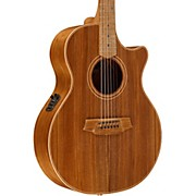 Cole Clark Angel 2 Series Australian Eco Blackwood Grand Auditorium Acoustic-Electric Guitar