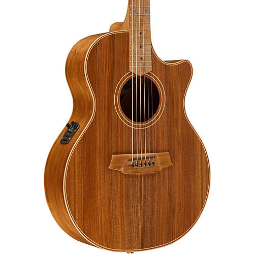 Cole Clark Angel 2 Series Australian Eco Blackwood Grand Auditorium Acoustic-Electric Guitar-thumbnail