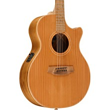 Cole Clark Angel 2 Series Australian Eco Redwood/Blackwood Grand Auditorium Acoustic-Electric Guitar