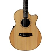 Cole Clark Angel 2 Series Bunya/Blackwood Grand Auditorium Acoustic-Electric Guitar