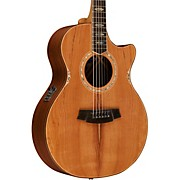 Cole Clark Angel 3 Series Redwood/Rosewood Grand Auditorium Acoustic-Electric Guitar