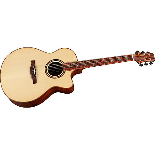 PRS Angelus Cutaway Acoustic Guitar with Rosewood Back and Sides