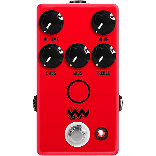 JHS Pedals Angry Charlie Channel Drive JCM800 Tones Guitar Effects Pedal-thumbnail