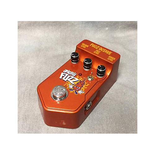 Visual Sound Angry Fuzz Effect Pedal