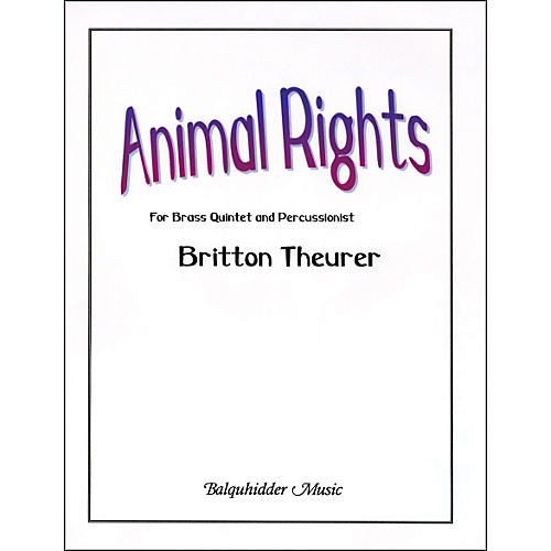 Carl Fischer Animal Rights Book-thumbnail