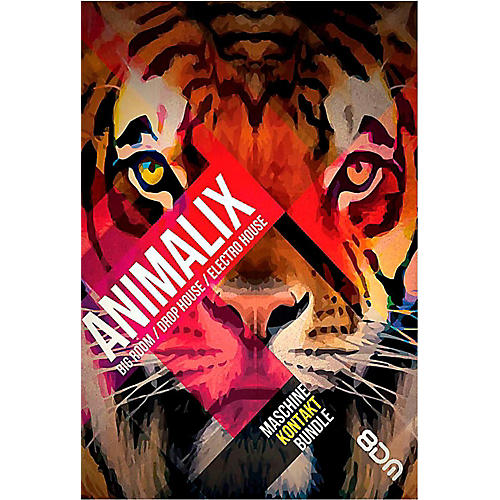 8DM Animalix for Kontakt Software Download