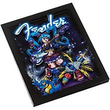 Fender Anime Rocker Magnet