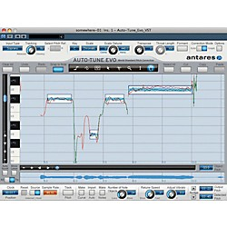 Antares Auto Tune Vocal Studio TDM Software Download