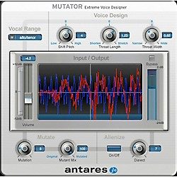 Antares Mutator EVO VSSD (VST/ AU/ RTAS) Software Download