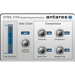 Antares Sybil EVO VSSD (VST/ AU/ RTAS) Software Download