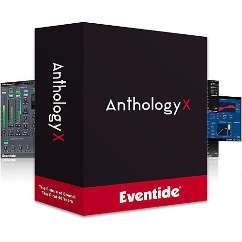 Eventide Anthology X Plug-in Bundle - Full Version-thumbnail