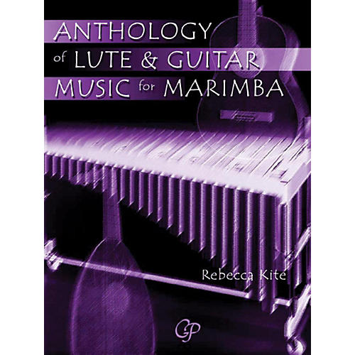 Alfred Anthology of Lute & Guitar Music for Marimba Book-thumbnail