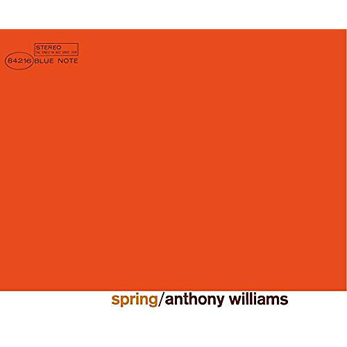 Alliance Anthony Williams - Spring